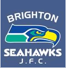 Brighton Seahawks Junior Football Club logo